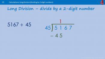 C7x Division Methods (Special)