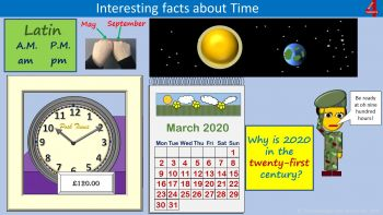 Mbz - Interesting Things About Time